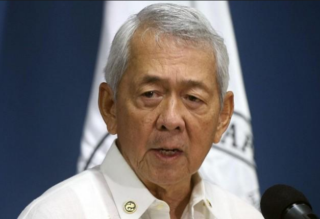 Ngoại trưởng Philippines Perfecto Yasay. (Ảnh: AFP)