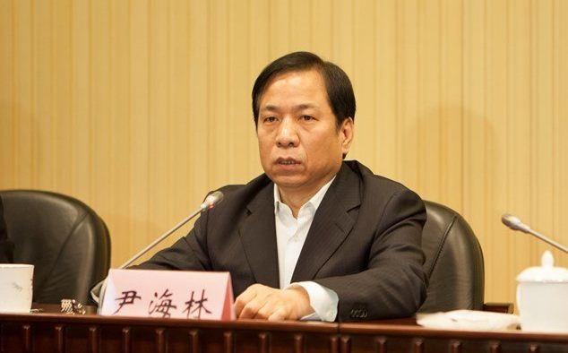 Phó Thị trưởng Thành phố Thiên Tân Doãn Hải Lâm. (Ảnh: CCDI)