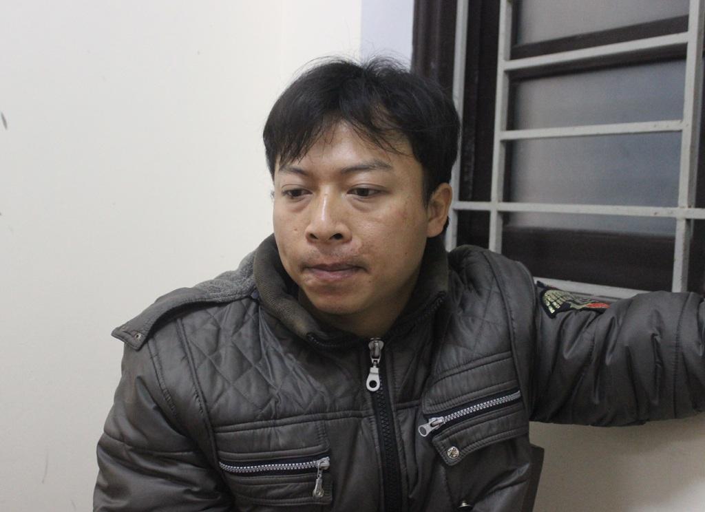 Trần Duy Đông - kẻ hợp tác vời Đặng Hồng Anh trong các phi vụ lừa đảo, chiếm đoạt hàng tỉ đồng (ảnh cơ quan điều tra cung cấp).
