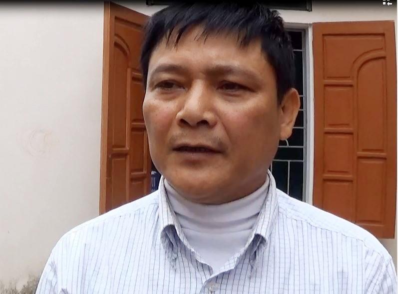 Ông Nguyễn Đăng Thủy - Trưởng Công an xã Đà Sơn khẳng định: Không có vụ bắt cóc nào cả.
