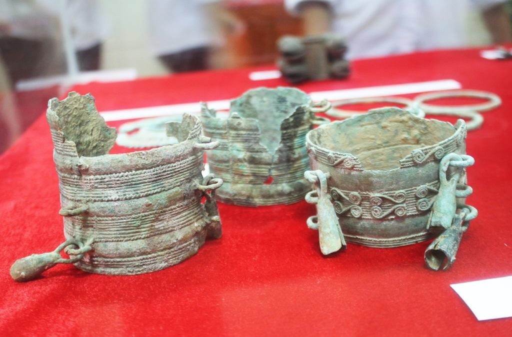 Triển lãm tinh hoa cổ vật xứ Nghệ - 8
