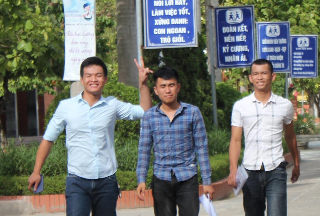 366 thí sinh tại Nghệ An kết thúc kỳ thi THPT sớm so với các bạn cùng khóa khi đăng kí môn Vật lý là môn thi tự chọn.