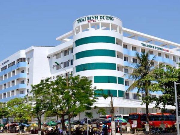 Khách sạn Thái Bình Dương là khách sạn 3 sao, hoạt động gần 20 năm.