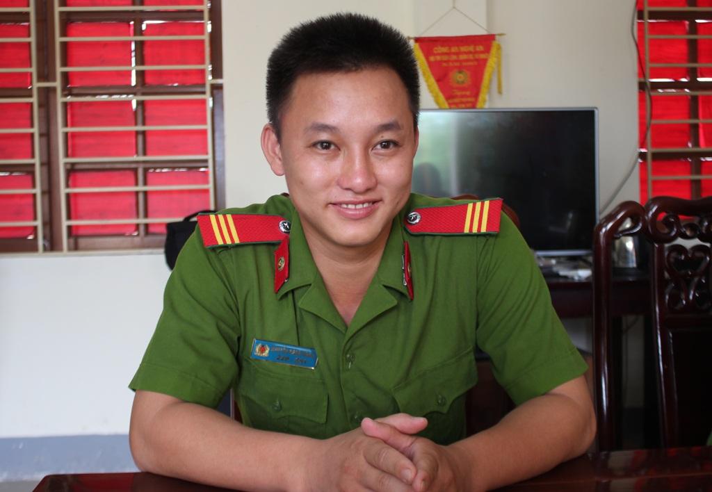 Thượng sỹ Nguyễn Năng Nghĩa kể chuyện đi bắt truy nã các đối tượng trốn thi hành án.