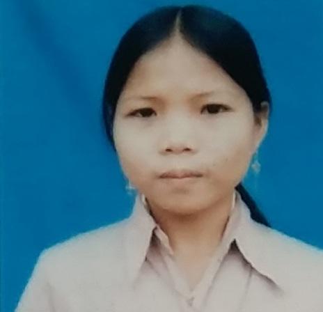 Bị án Vi Thị Loan bó trốn trong thời gian được hoãn thi hành án vừa bị PC81 bắt giữ.