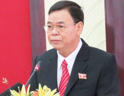 Ông Võ Thành Hạo được bầu giữ chức chủ tịch HĐND tỉnh Bến Tre (ảnh Báo Đồng Khởi)