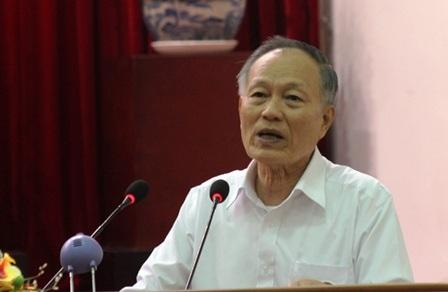 Cử tri Nguyễn Xuân Xinh cho rằng cần tuyên chiến với tham nhũng