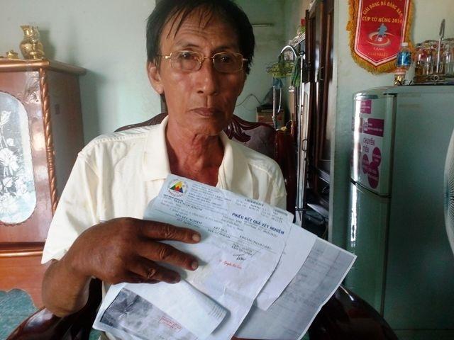 Ông Trần Ngọc Khanh (51 tuổi, ngụ ở xã Vĩnh Hảo, huyện Tuy Phong, tỉnh Bình Thuân) mang án oan nhiễm HIV suốt 19 năm qua trên hành trình đòi công lý