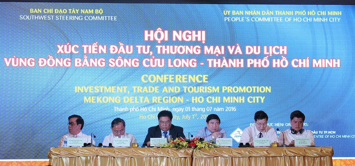 TPHCM và 13 tỉnh đồng bằng sông Cửu Long cam kết hỗ trợ doanh nghiệp
