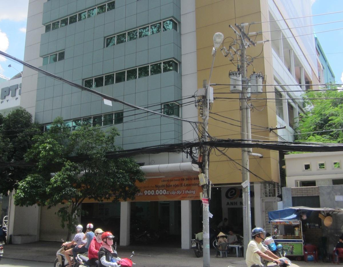 Căn nhà 110 Cao Thắng, quận 3, TPHCM