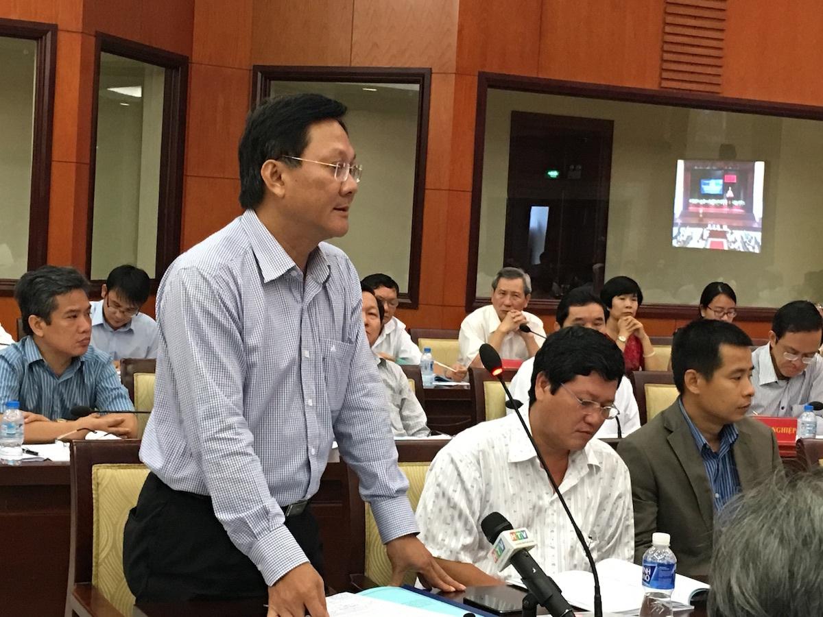 Ông Trần Quốc Toản: Các doanh nghiệp nên liên kết với các trường Đại học