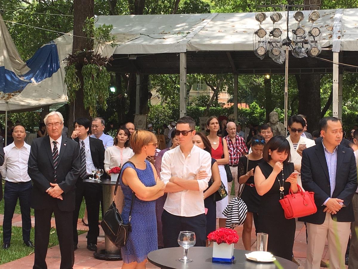 Hiện có khoảng 300 doanh nghiệp Pháp đang hoạt động tại Việt Nam