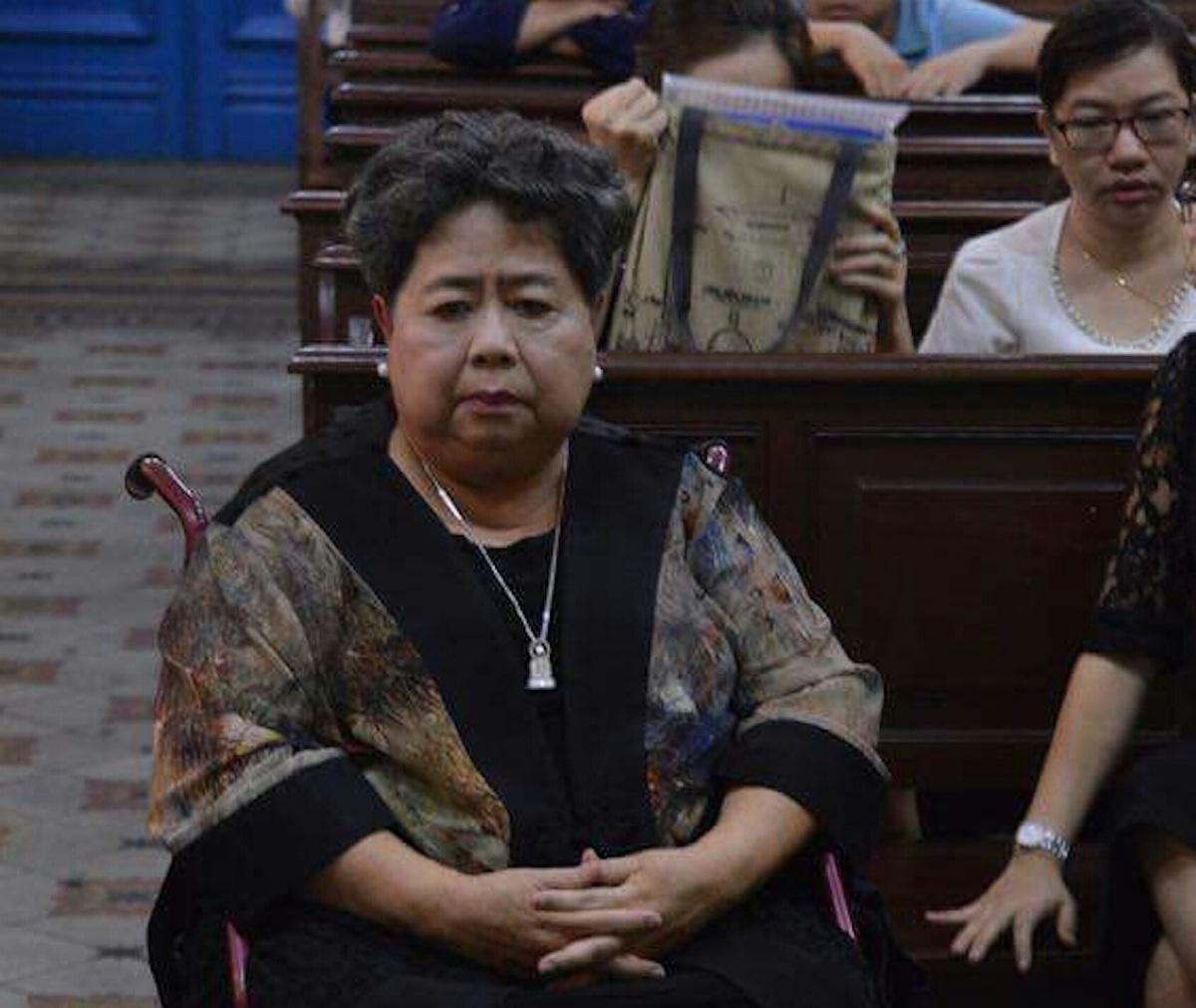 Hứa Thị Phấn, người bán Trust Bank cho Phạm Công Danh
