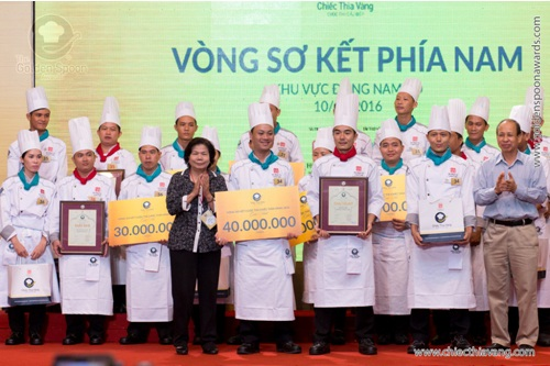7 đại diện xuất sắc của Đông Nam bộ tại lễ trao giải - bế mạc vòng sơ kết miền Nam