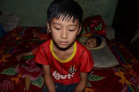 Bi đát bé 4 tuổi bị xuất huyết giảm tiểu cầu không tiền chạy chữa. - 7