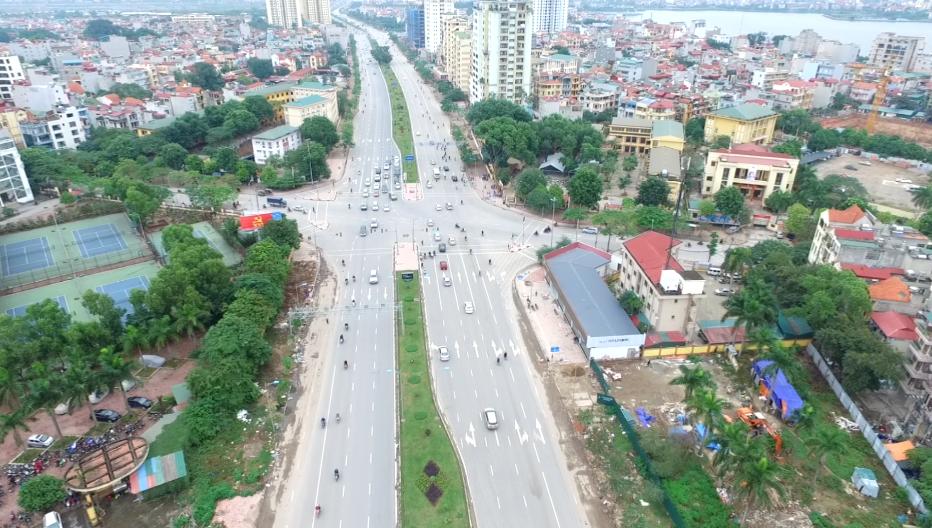 """Dấu ấn những công trình giao thông """"khủng"""" của Hà Nội năm Ất Mùi - 16"""