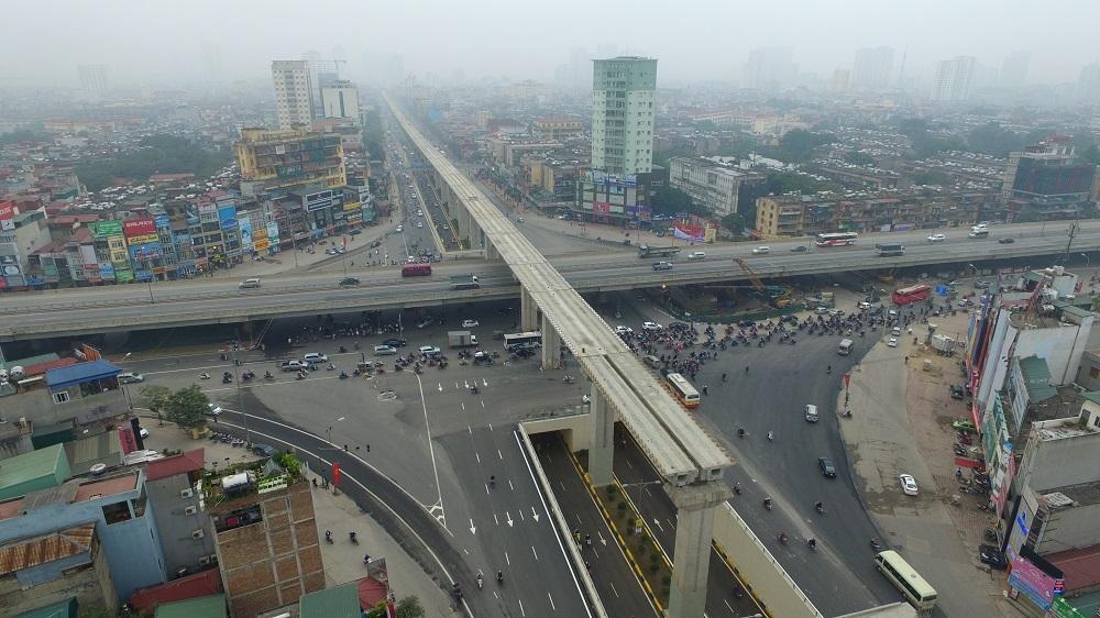 """Dấu ấn những công trình giao thông """"khủng"""" của Hà Nội năm Ất Mùi - 8"""