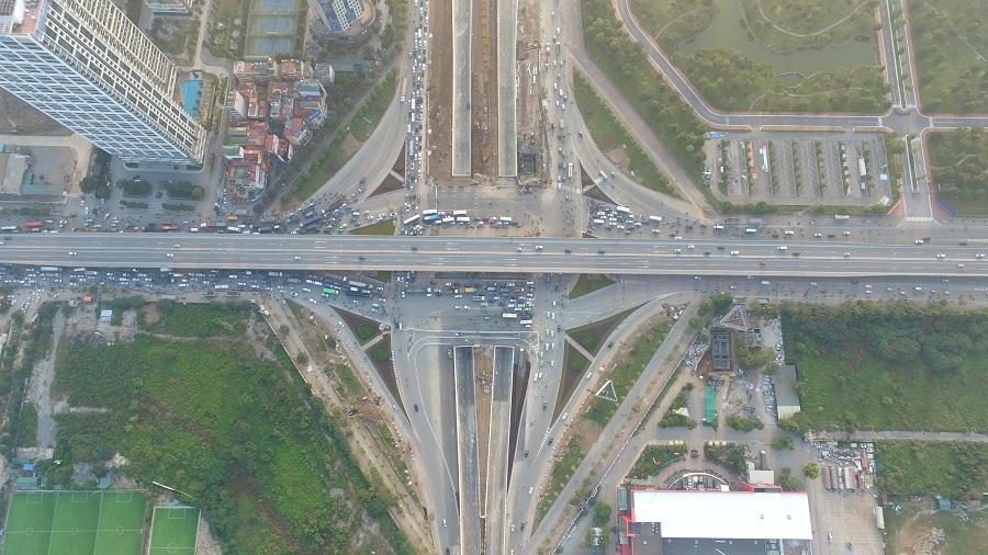 """Dấu ấn những công trình giao thông """"khủng"""" của Hà Nội năm Ất Mùi - 3"""