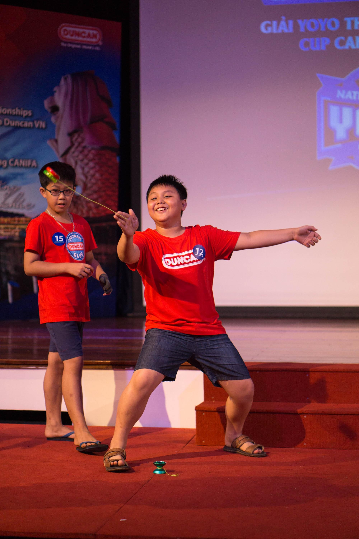 Năm nay, giải đấu YoYo thiếu niên cup CANIFA – DUNCAN thu hút khá đông các thí sinh dự thi. Được biết, trước khi tham dự giải đấu chung kết, các thí sinh đã được tham gia 3 tháng huấn luyện đặc biệt trong các các câu lạc bộ Duncan