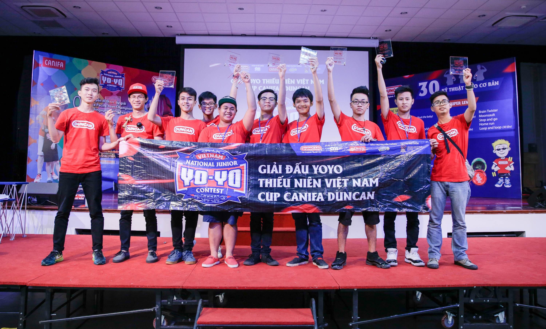 Trận chung kết giải đấu YOYO thiếu niên Việt Nam tuy đã kết thúc, và đây chính là bước đệm để các bạn nhỏ có thể tự tin bước vào những giải đấu lớn hơn trong nước và thế giới trong tương lai.