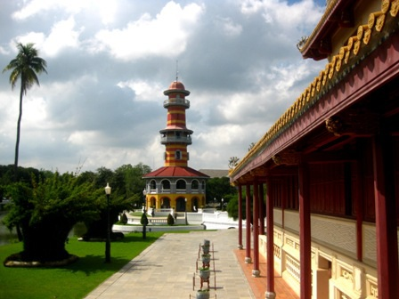 Tham quan cung điện Bang Pa-In ở Thái Lan - 10