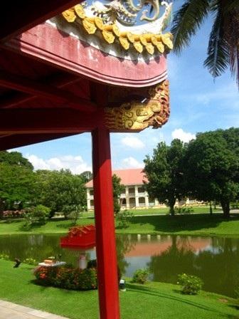 Tham quan cung điện Bang Pa-In ở Thái Lan - 11