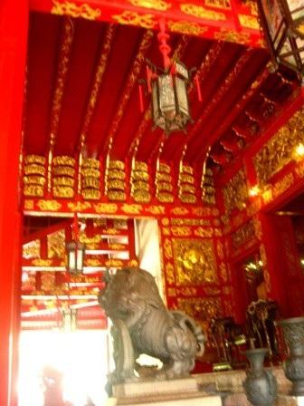 Tham quan cung điện Bang Pa-In ở Thái Lan - 8