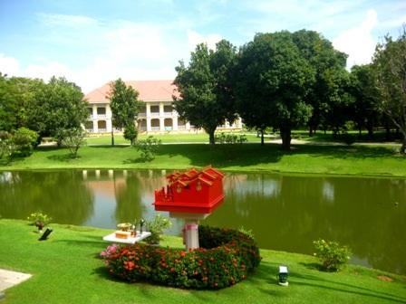 Tham quan cung điện Bang Pa-In ở Thái Lan - 6