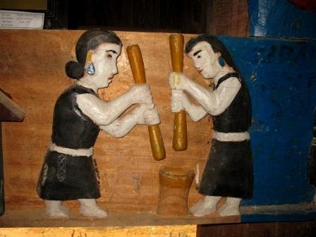 Độc đáo nghệ thuật điêu khắc gỗ của đồng bào Cơtu Quảng Nam - 13