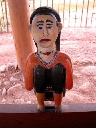 Độc đáo nghệ thuật điêu khắc gỗ của đồng bào Cơtu Quảng Nam - 3