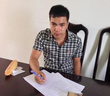 Một đối tượng trong nhóm cướp tài sản ở mỏ vàng Bồng Miêu bị bắt tại cơ quan chức năng