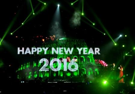 Chào năm mới 2016