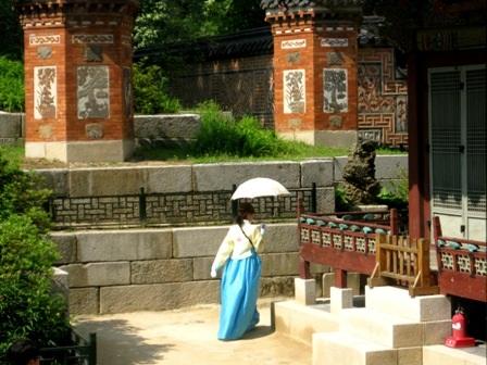 Tham quan Cung điện Hoàng gia Gyeongbok ở Hàn Quốc - 8