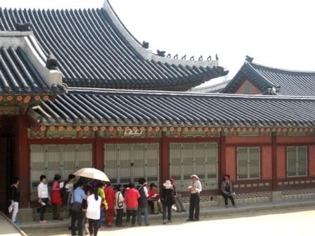 Tham quan Cung điện Hoàng gia Gyeongbok ở Hàn Quốc - 10