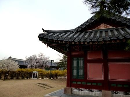 Kiến trúc Cung Cảnh Phúc giống như Điện Thái Hòa