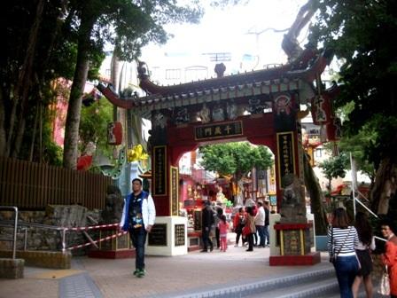 Ghé thăm Vịnh Nước Cạn Repulse Bay ở Hồng Kông - 4
