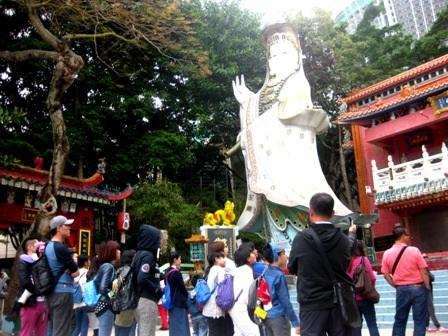 Ghé thăm Vịnh Nước Cạn Repulse Bay ở Hồng Kông - 7