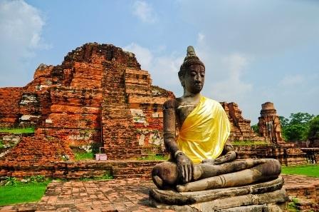 Đến Thái Lan đừng quên ghé cố đô Ayutthaya - 1
