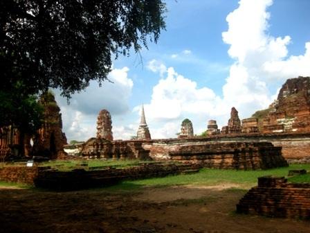 Đến Thái Lan đừng quên ghé cố đô Ayutthaya - 5