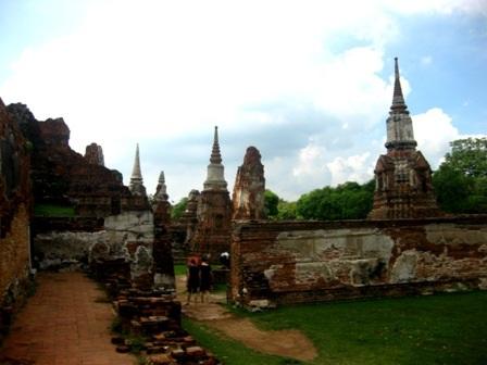Đến Thái Lan đừng quên ghé cố đô Ayutthaya - 6
