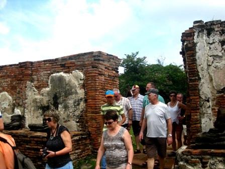 Đến Thái Lan đừng quên ghé cố đô Ayutthaya - 7