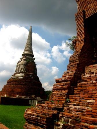 Đến Thái Lan đừng quên ghé cố đô Ayutthaya - 9