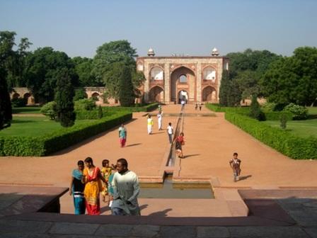 Khám phá Humayun - một trong 10 lăng mộ đẹp nhất thế giới - 8