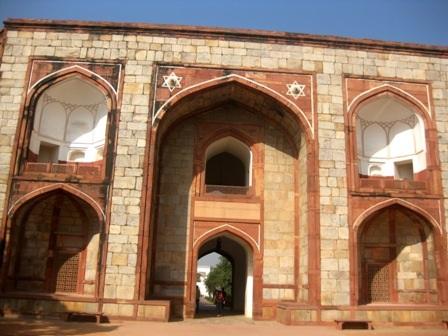 Khám phá Humayun - một trong 10 lăng mộ đẹp nhất thế giới - 2