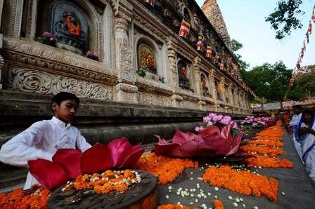 Tham quan Bồ Đề Đạo Tràng ở Ấn Độ - 3