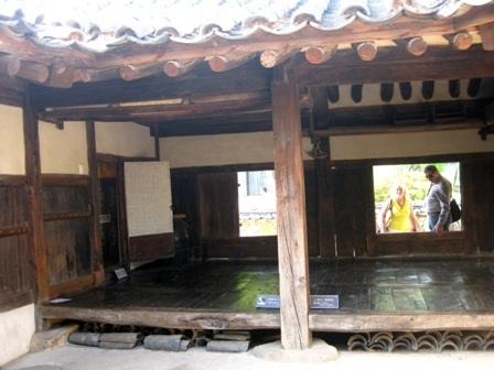 Tham quan bảo tàng dân gian Hàn Quốc - 4