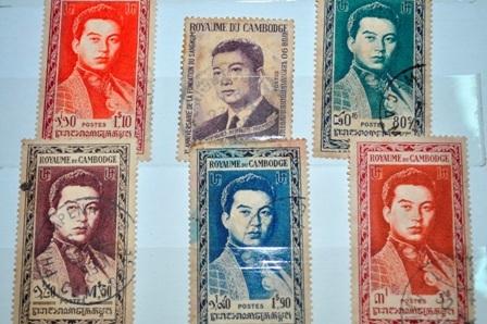 Gặp người lưu giữ hơn 10 vạn con tem và hơn 200 loại tiền cổ - 6