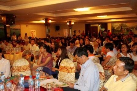 Các đơn vị du lịch lữ hành trong hội nghị xúc tiến du lịch Hà Nội tại TPHCM và Đà Nẵng