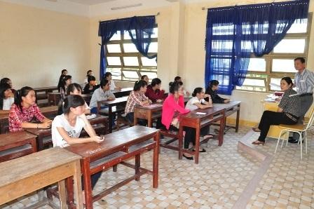 Năm nay, toàn tỉnh Quảng Nam có gần 19 ngàn thí sinh tham gia kỳ thi THPT Quốc gia