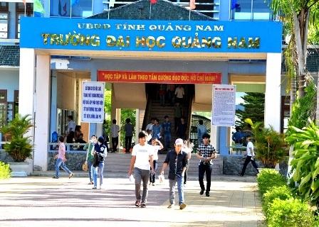 Trường ĐH Quảng Nam được giao tuyển sinh 3.100 chỉ tiêu - 1